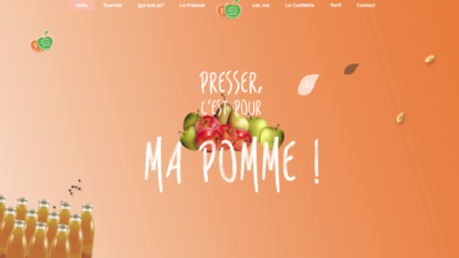 PPresse.be | Site web